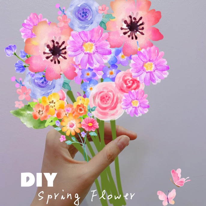How to DIY Spring 00