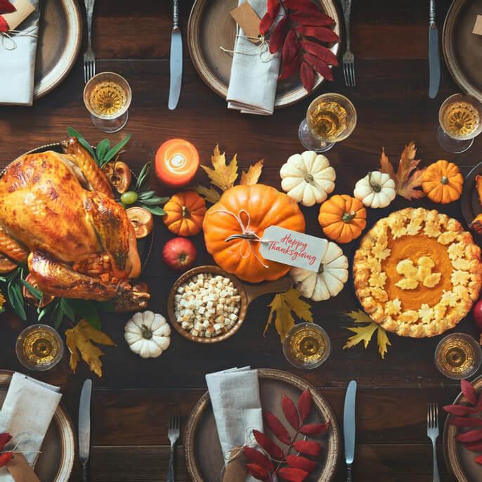 Thanksgiving AR Stickers 00