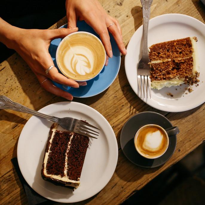カフェの食べ物をオシャレに撮りたい 00